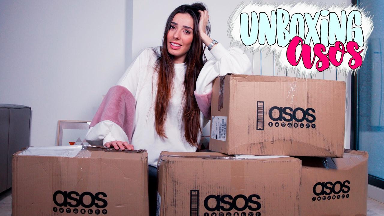 UNBOXING ASOS ||  HAUL 4 Cajas Llenas de ROPA   | A Little Too Often
