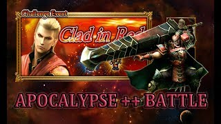 [FFRK] FFType0 Clad in Red | Cinque - The Clash on the Big Bridge (A++) #1043