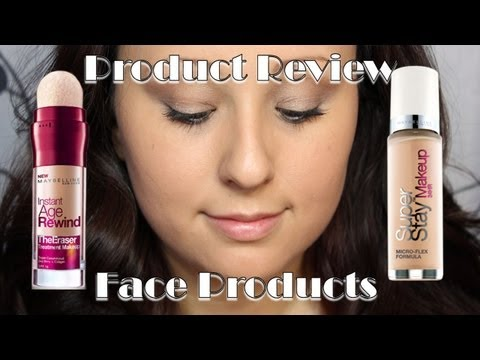 Review: New Face Products June 2013