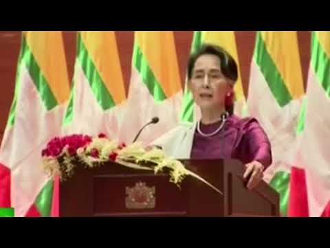 Aung San Suu Kyi Speech Regarding Rohingya Crisis on 19 September 2017