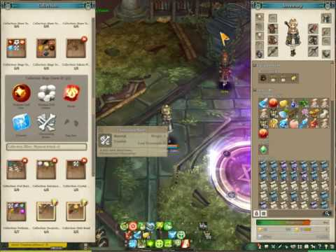 Tree of Savior - Mage Tower 2f (Collection Chest, Monster)