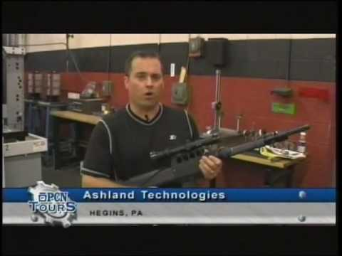 PCN Tours - Ashland Technologies featuring Pneu-Dart