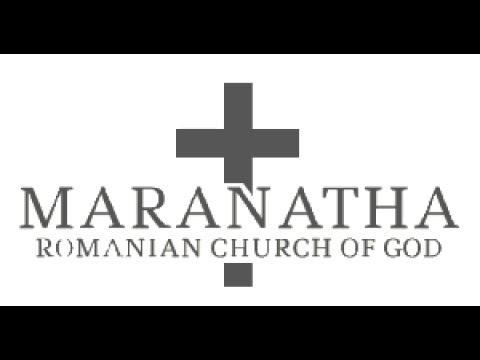 Maranatha Romanian Church Of God Sacramento Youtube