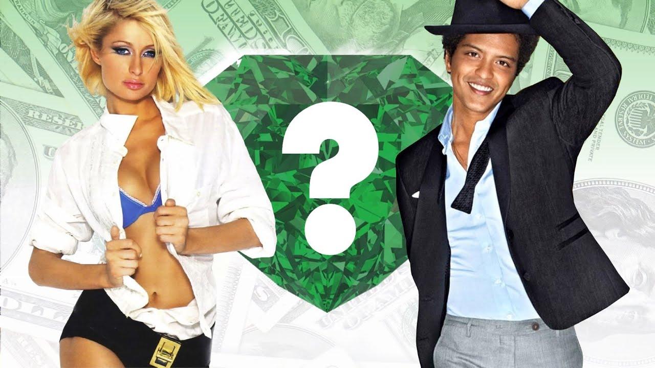 How much money does paris hilton make-5945