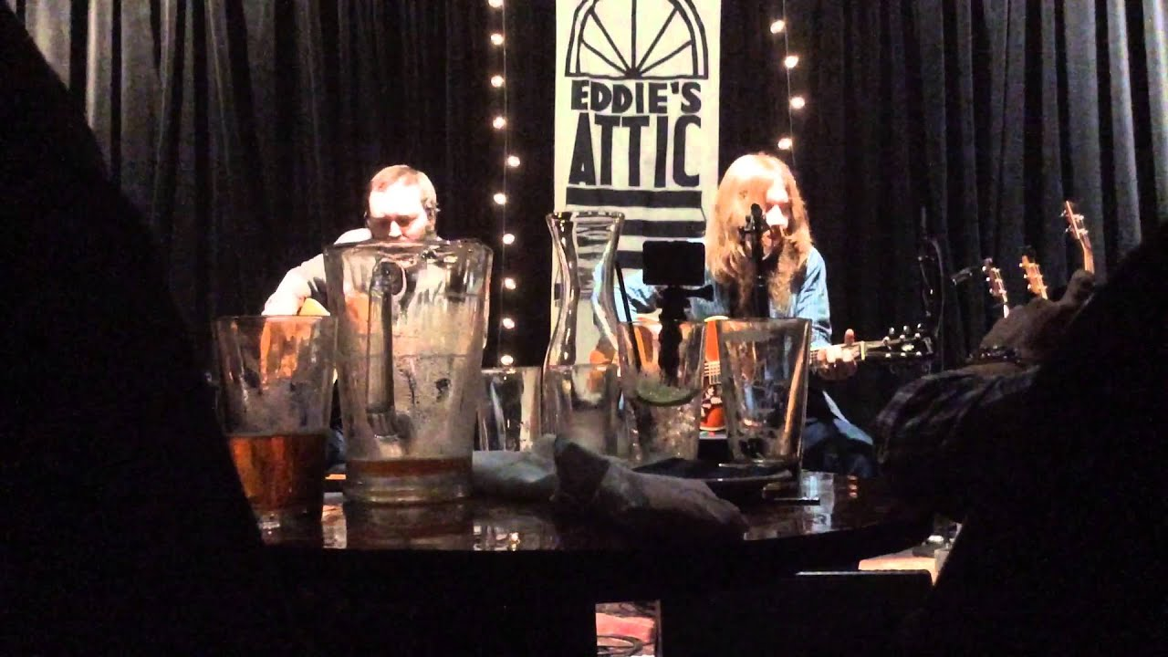 one horse town by charlie starr of blackberry smoke at eddie 39 s attic decatur georgia 1 15 16. Black Bedroom Furniture Sets. Home Design Ideas