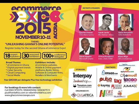 Ghana Ecommerce Expo (2015)