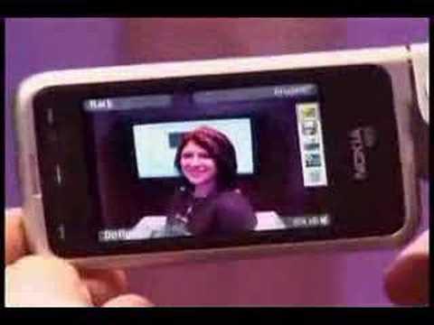 La experiencia del Nokia N93i