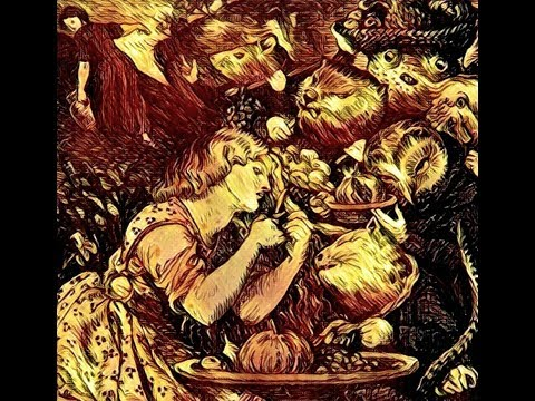 The Goblin Market - by Christina Rossetti