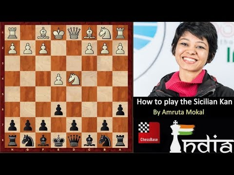 How to play the Sicilian Kan (Part I) | ChessBase India Coaching (Live)