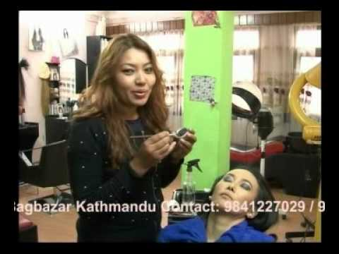 Cocktail: BLOOM BEAUTY SALOON AND TRAINING INSTITUTE- artist makeover-