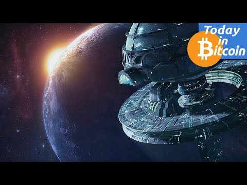 Today in Bitcoin (2017-08-15) - Blockstream Satelites - All Time High $4483