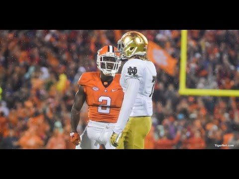Will Fuller vs. Mackensie Alexander: 1-on-1 Series WR vs. DB 2015/2016