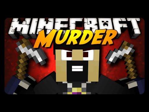Minecraft: MURDER! (Garry's Mod Inspired Mini-Game)