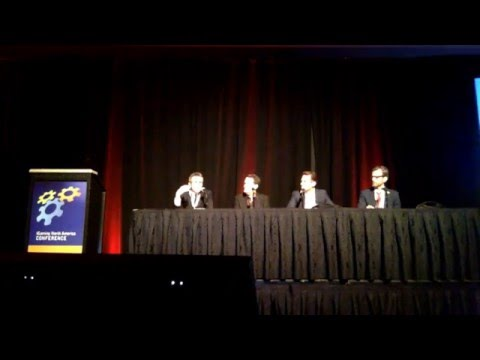 Visionaries Panel–From Conceptual to Reality