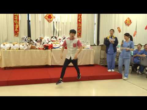 PYNEH 2018 Chinese New Year Performance - Henry