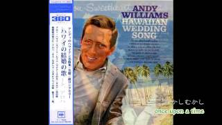 andy williams original album collection Vol.1   いつかどこかで /  むかしむかし