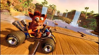 PS4『Crash Team Racing Nitro-Fueled』上市預告片