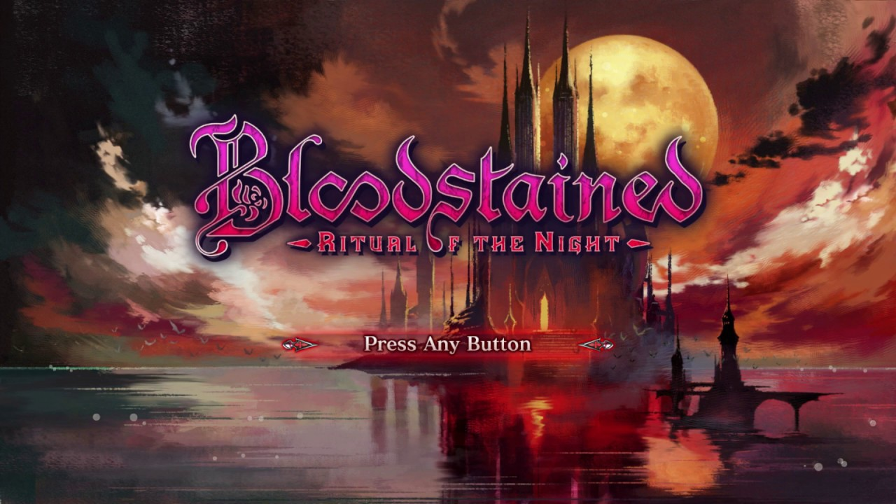 Bloodstained: Ritual of the Night on Nintendo Switch is a
