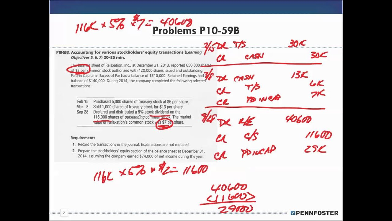 Financial Accounting Ch 10 Problems Group B P10 59B to P10 60B - YouTube