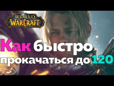 ГАЙД ДЛЯ НОВИЧКОВ - Как быстро прокачаться? [World of Warcraft]