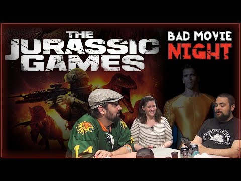 The Jurassic Games (2018) Movie Review
