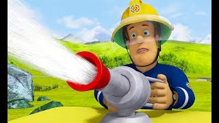 Fireman Sam US ⭐️ Sam to the Rescue! S.O.S FIRE 🔥Cartoons for Kids