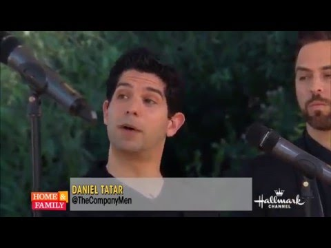 the COMPANY MEN on 'Home and Family' Hallmark Channel  (Dan Tatar)