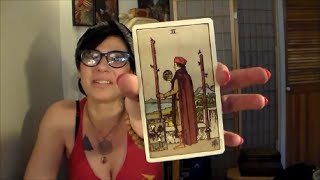 2 of wands, tarot card meanings, interpretations, thoughts, card ex...