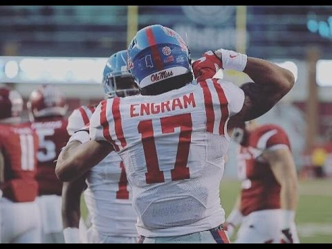|Evan Engram| Matchup Nightmare |Ole Miss Tight End Highlights| ᴴ ᴰ