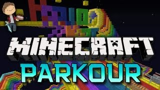 Minecraft: Shambolic Frolic Parkour & Sumotori w/Mitch & Jerome!