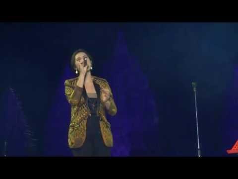 [HD] Raisa - Terjebak Nostalgia + Percayalah + LDR - Live at Prambanan Jazz Jogja [FANCAM]