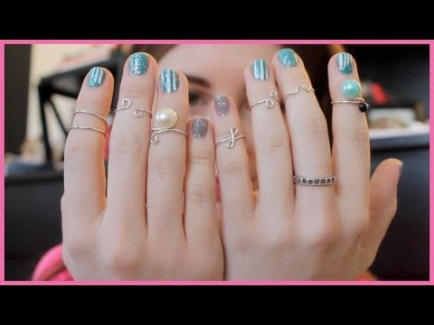 how to make knuckle rings