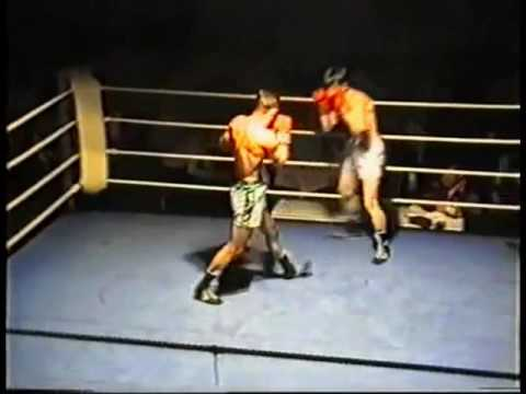 Patrick Delargy vs Mark Antony
