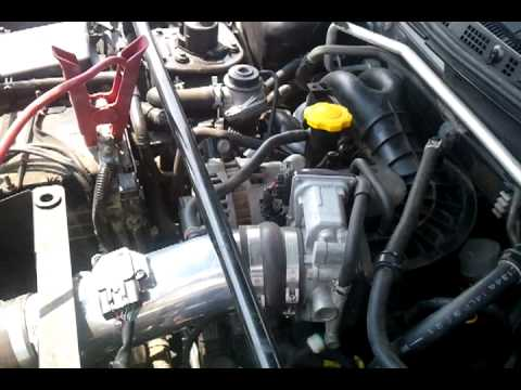 Power Steering Problems >> 2004 RX8 Blown engine :( - YouTube