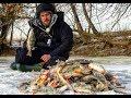 Зимняя Рыбалка.Рыболовный Рай На Земле-Матушке. Ловля на Балансир.