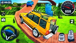 Offroad SUV Land Cruiser Simulator - Ultimate 4x4 Hill Mountain Drive Jeep - Android GamePlay screenshot 2