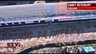 Заключенные Санкт-Петербурга провели флешмоб ко Дню Победы