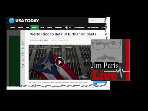 Puerto Rico Defaults On Its Debts - A Warning Of Things To Come?