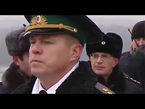 Вручение Знамени директором ФССП | УФССП России по Самарской области