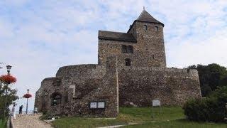 [3DHD]  Bedzin Castle, Bedzin, Poland / Zamek w Będzinie, Będzin, Polska