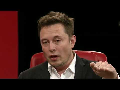 Rocket Science Class by Elon Musk