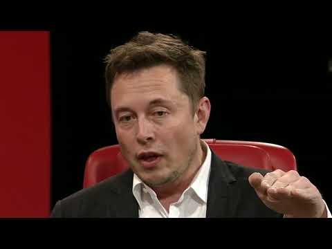 Rocket Science Class by Elon Musk
