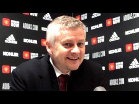 Man Utd 2-1 Brighton - Ole Gunnar Solskjaer - Post-Match Press Conference