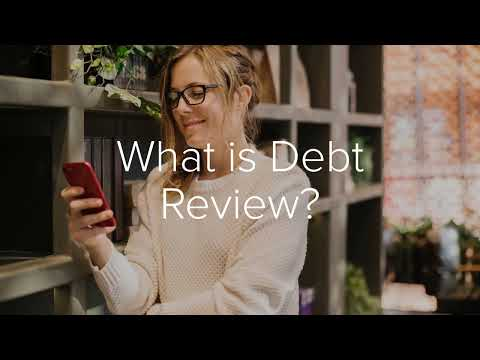 What is Debt Review? | Second Chance Debt Review