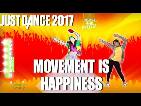 🌟 Just Dance 2017 Unlimited: Movement is Happiness Find Your Thing   Avishay Goren & Yossi Cohen 🌟