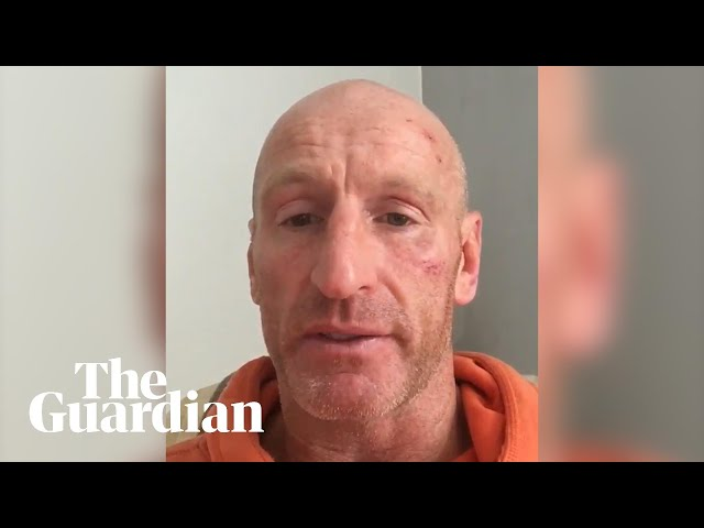 Gareth Thomas: A lot of people want to hurt us, but more want to help us heal