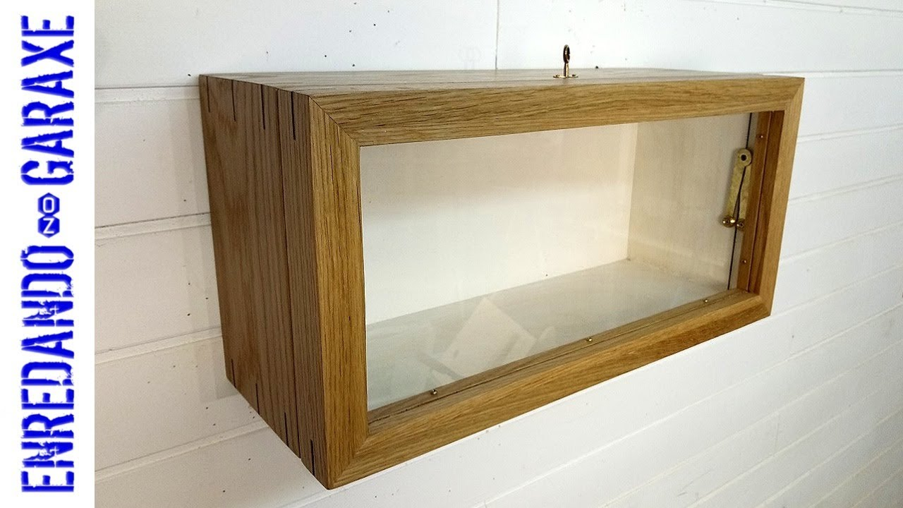 Modern Small Display Cabinet Building