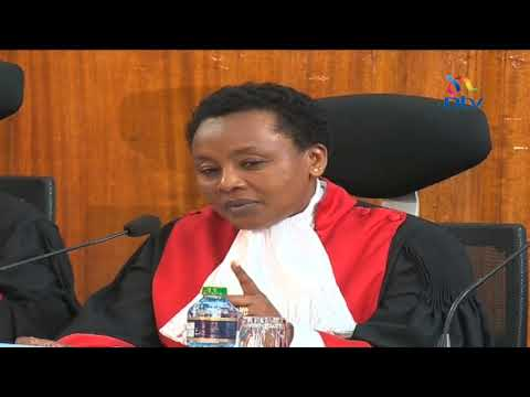 Supreme court judges raised questions on ballot paper security features