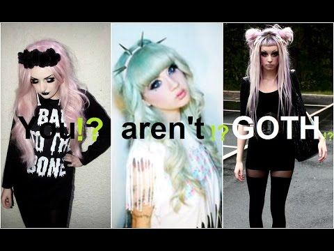 collective mall goth thrift haul from YouTube · Duration:  18 minutes 8 seconds