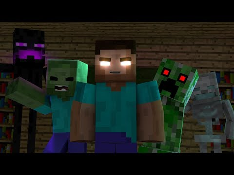 Download Youtube: Minecraft Monster School LIVE full HD